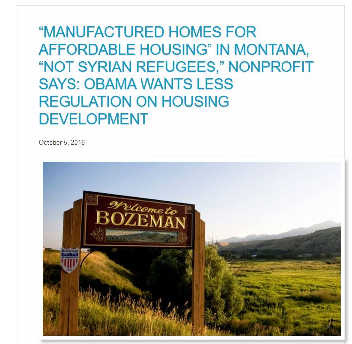This Makes 2 Articles Ive Seen Week On Manufactured Homes As A Possible Answer To The Affordable Housing Shortage