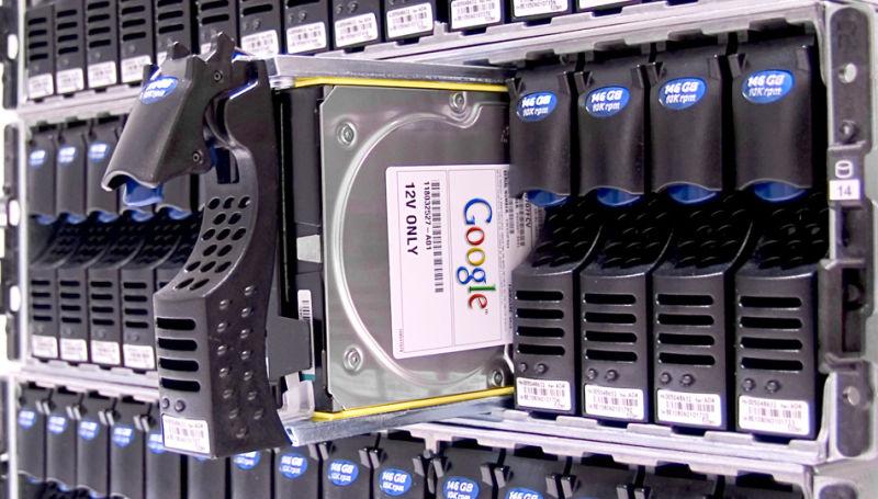 google-hard-drive